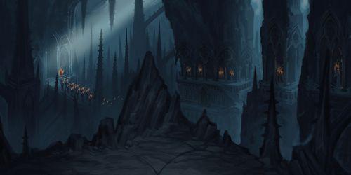 全新区域加入 《暗黑破坏神3》新地图迷雾荒原