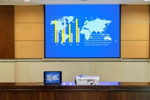 """明基LX700激光商务投影机:当投影遇到""""演示升级时代"""""""