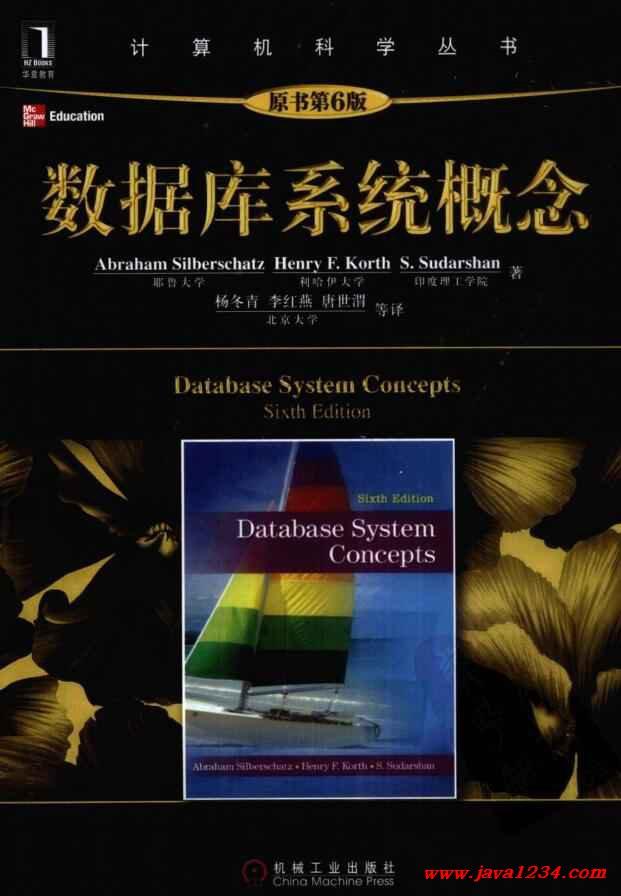 数据库系统概念_中文第六版 PDF 下载